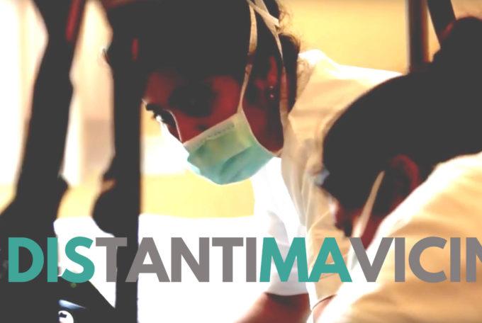 #DISTANTIMAVICINI – Persone che aiutano persone per il Centro Clinico NeMO