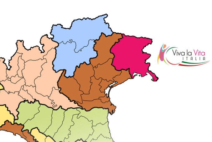 VIVA LA VITA ITALIA ha il  suo rappresentante in Friuli Venezia Giulia