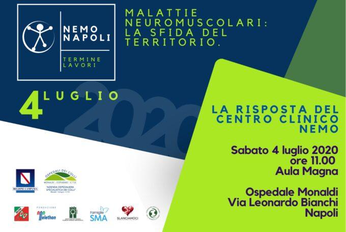 NEMO Napoli: Finalmente realtà
