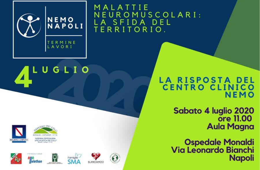 NEMO Napoli - Termine Lavori
