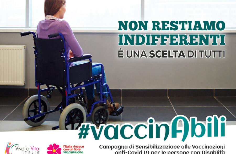 campagna vaccinazioni disabili